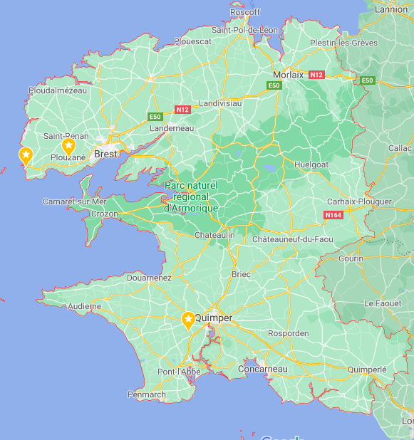 plan finistere